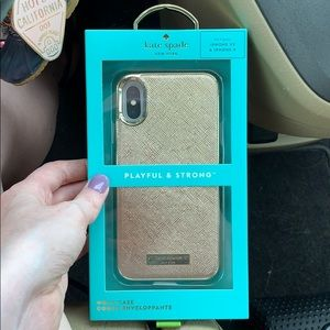 Brand new Kate Spade iPhone case!